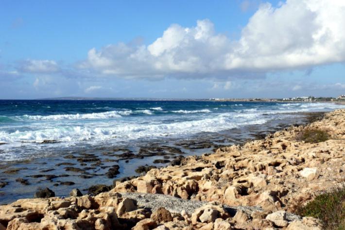 Ciprus - Ayia Napa partja