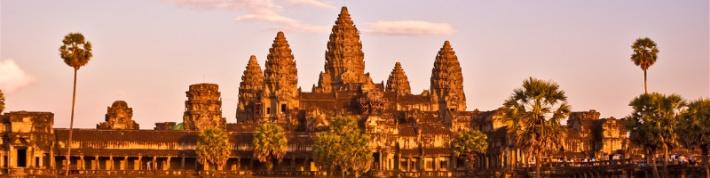 Kambodzsa - Vízumügyintézés