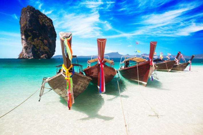 Thaiföld - Krabi