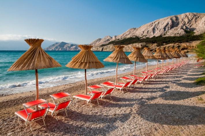 Horvátország - tengerpart