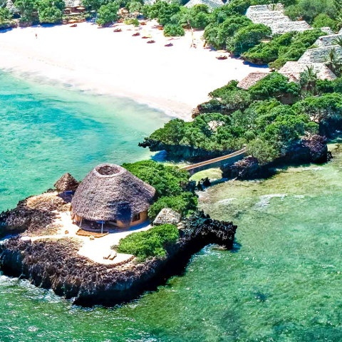 Kenya - The Sands at Chale Island **** - Chale sziget