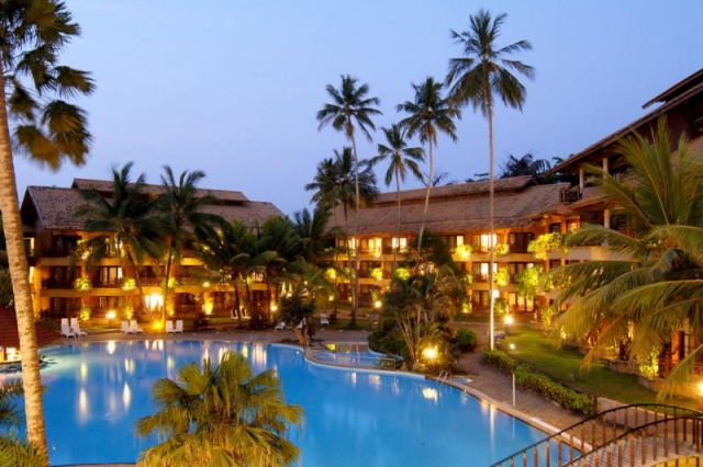 Srí Lanka - Royal Palms Beach Hotel **** - Kalutara