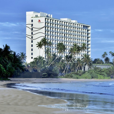 Srí Lanka - Weligama Bay - Marriott Resort & Spa ***** - Weligama