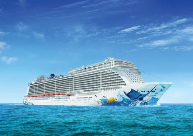 Norwegian Escape - Kanada és New England