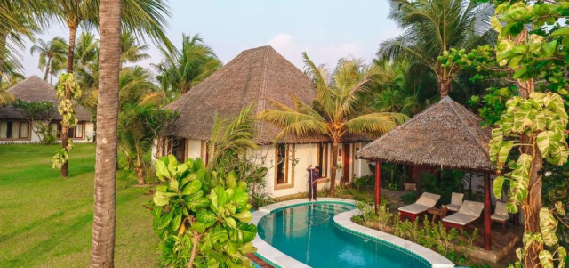 Mianmar - Ngapali Bay Villas & Spa ***** - Ngapali Beach
