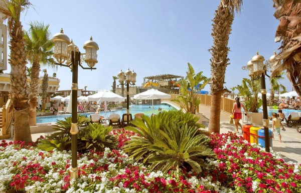 CRYSTAL PALACE LUXURY RESORT & SPA *****