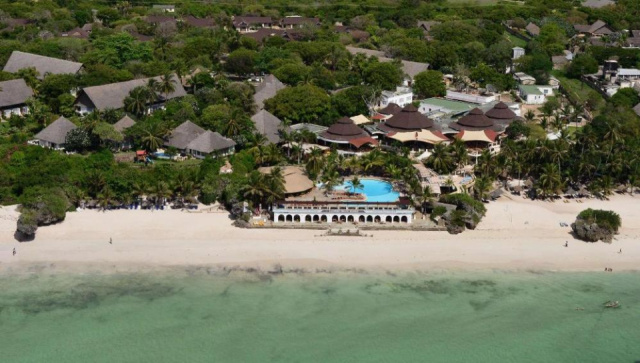 Kenya - Leopard Beach Resort & Spa ***** - Mombasa, Diani Beach